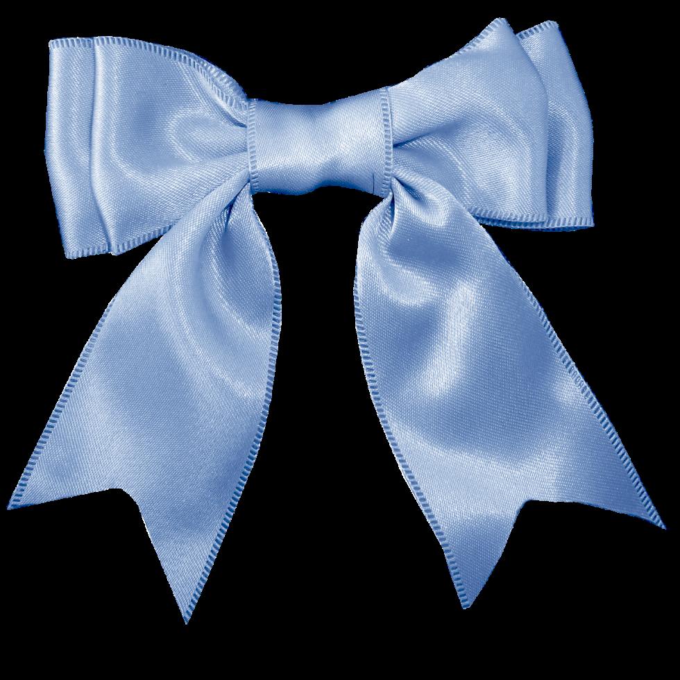 LILI-BLUE BOW